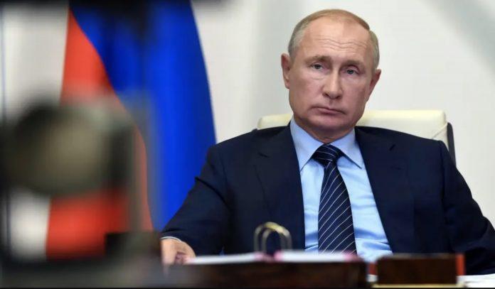 भ्लादिमिर पुटिन - Alexei Nikolsky/AP/SIPA